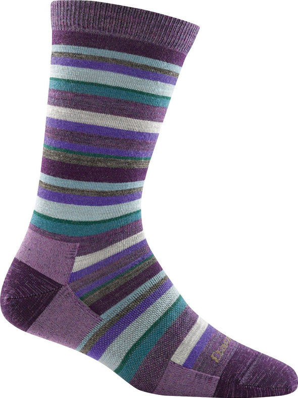 Darn Tough Womens 1642 Merino Wool Crew Lifestyle Socks