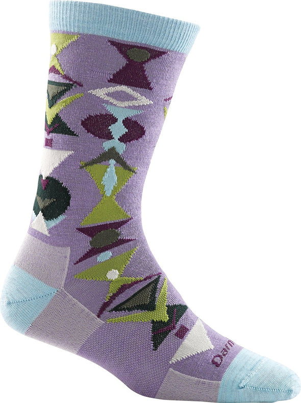 Darn Tough Womens 1643 Merino Wool Crew Lifestyle Socks