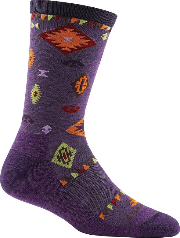 Darn Tough Womens 1622 Merino Wool Crew Lifestyle Socks