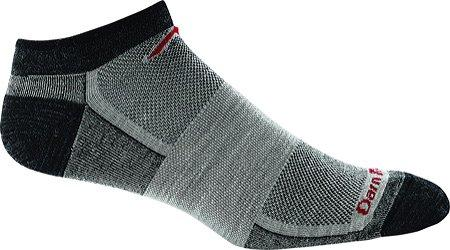 Darn Tough Mens 1437 Merino Wool No Show Sports Socks