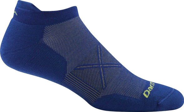 Darn Tough Mens 1767 Merino Wool No Show Running Socks Special Pricing! 33% Off!