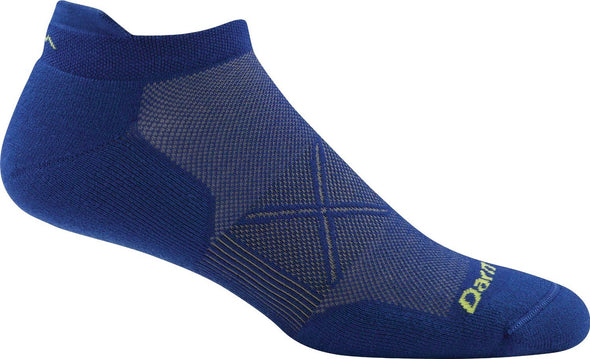 Darn Tough Mens 1769 Merino Wool No Show Running Socks