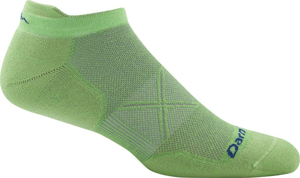 Darn Tough Mens 1772 Coolmax No Show Running Socks