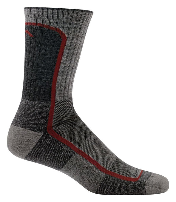 Darn Tough Mens 1913 Merino Wool 3/4 Crew Hiking Socks