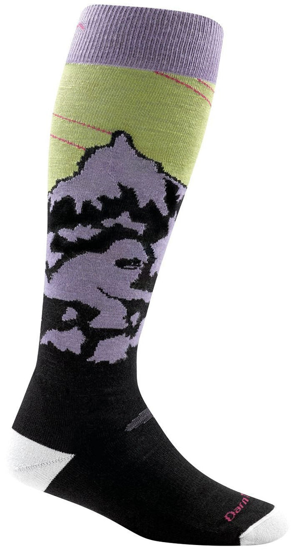 Darn Tough Womens 1827 Merino Wool Knee High Ski/Snowboarding Socks