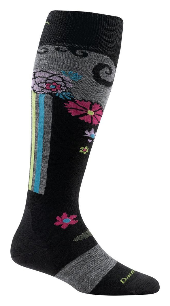 Darn Tough Mens 1859 Merino Wool Knee High Ski/Snowboarding Socks