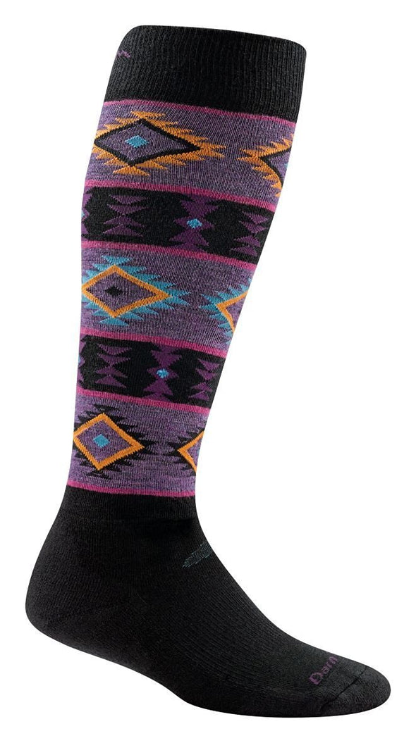 Darn Tough Womens 1860 Merino Wool Knee High Ski/Snowboarding Socks