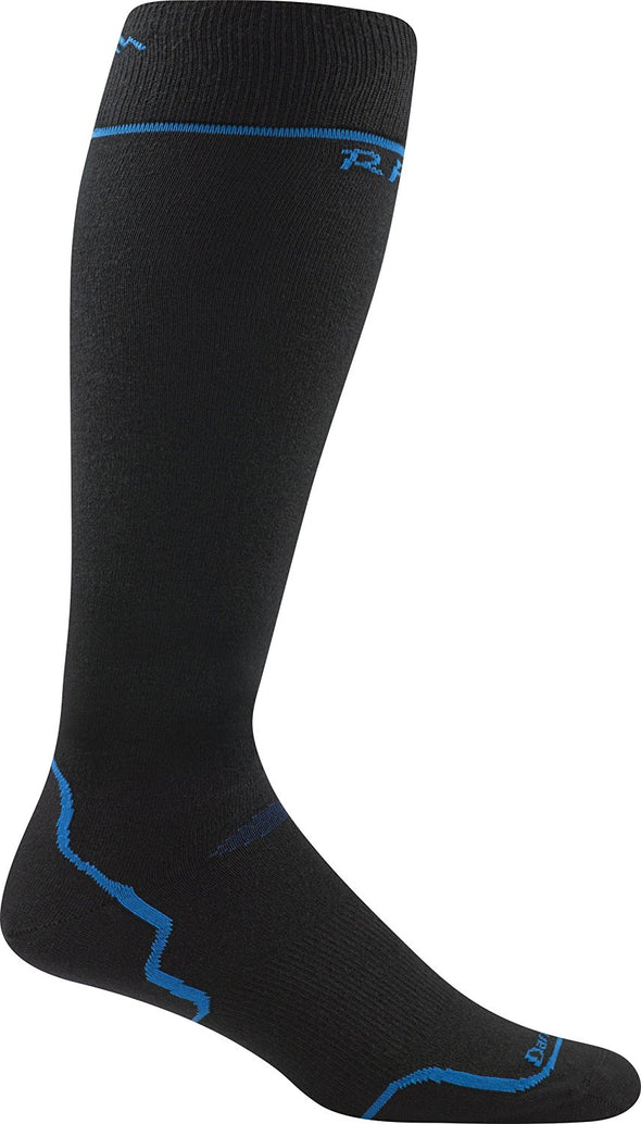 Darn Tough Mens 1863 Thermolite Knee High Ski/Snowboarding Socks