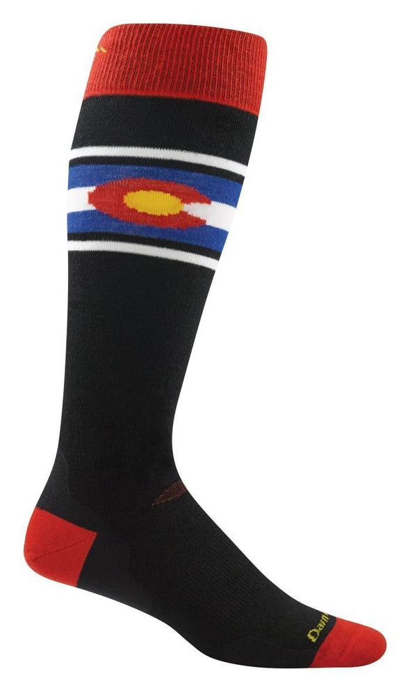 Darn Tough Mens 1876 Merino Wool Knee High Ski/Snowboarding Socks