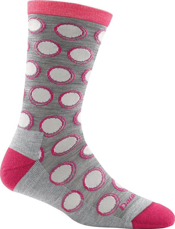 Darn Tough Womens 1636 Merino Wool Crew Lifestyle Socks
