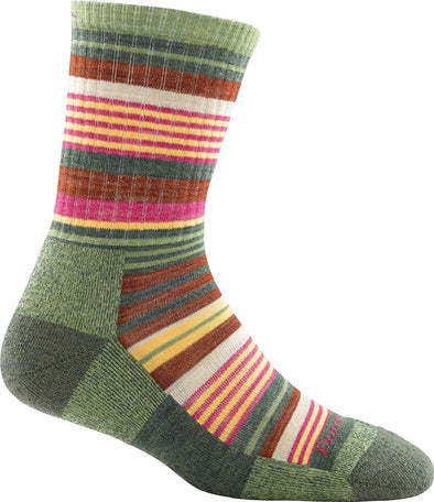Darn Tough Womens 1920 Merino Wool 3/4 Crew Hiking Socks