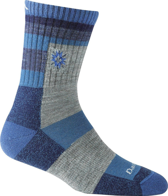 Darn Tough Womens 1914 Merino Wool 3/4 Crew Hiking Socks