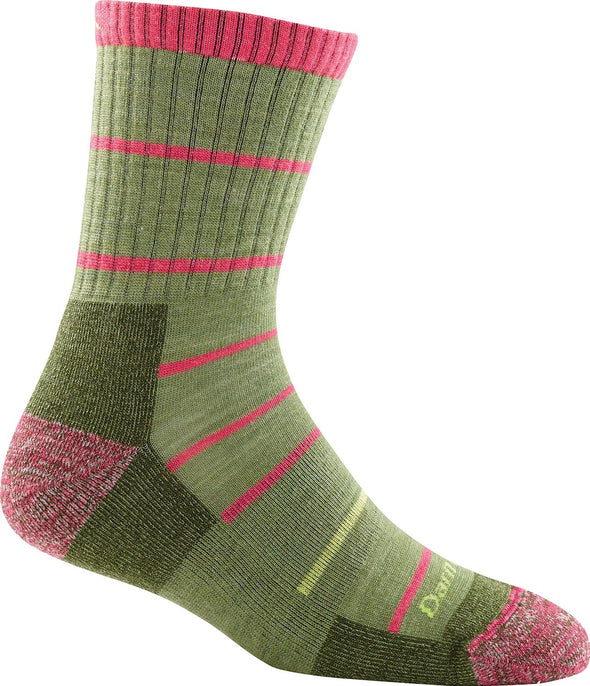 Darn Tough Womens 1921 Merino Wool 3/4 Crew Hiking Socks