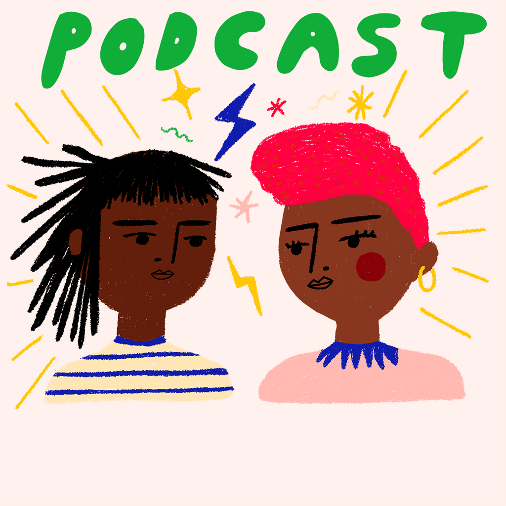 Listening to these podcasts on BLM