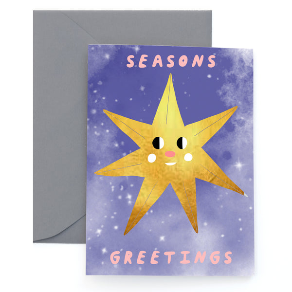 NORTH STAR - Holiday Card