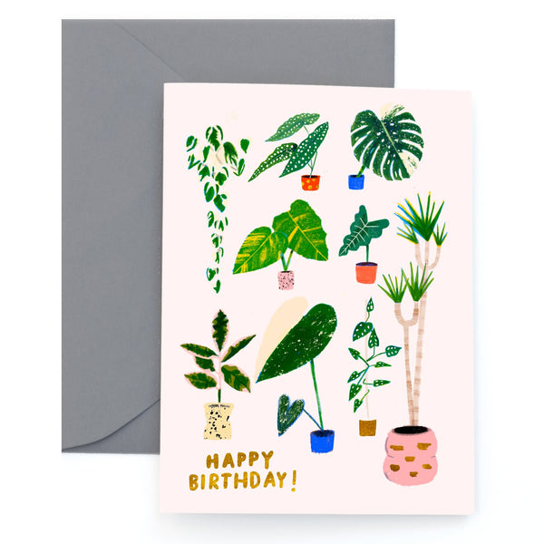 GARDEN BDAY 2 - Birthday Card