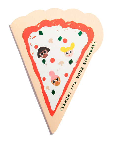 907 - Pizza - Die Cut