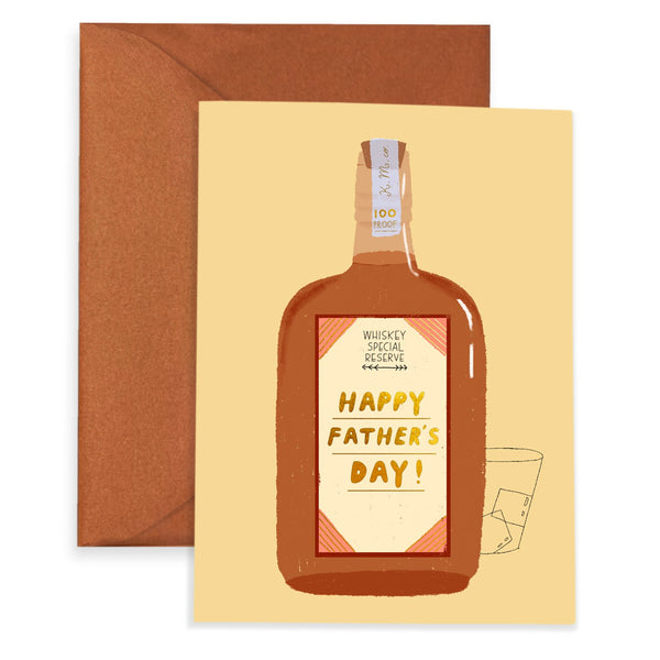 SPECIAL RESERVE - Father's Day Card