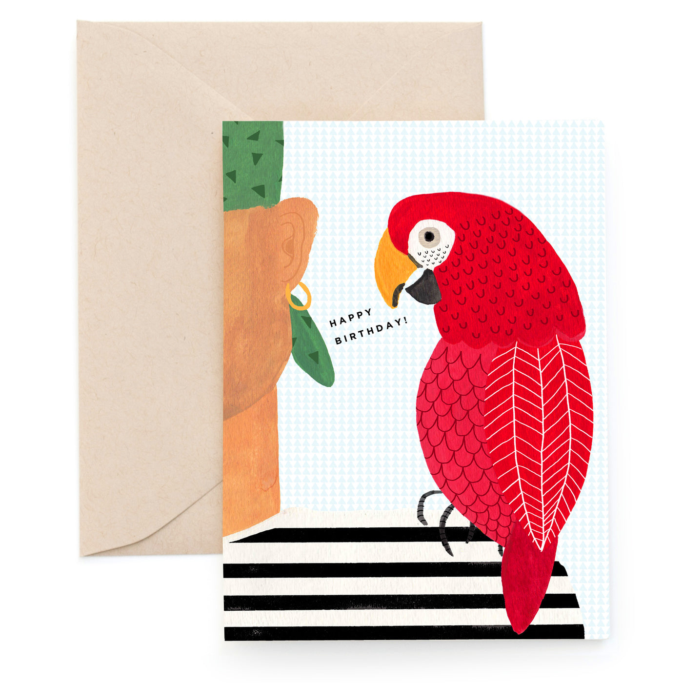 PARROT - Birthday Card