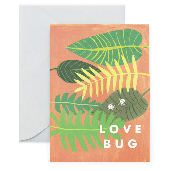 LOVE BUG - Love Card