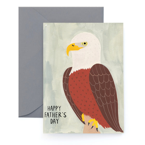 EAGLE EYE - Father's Day Card