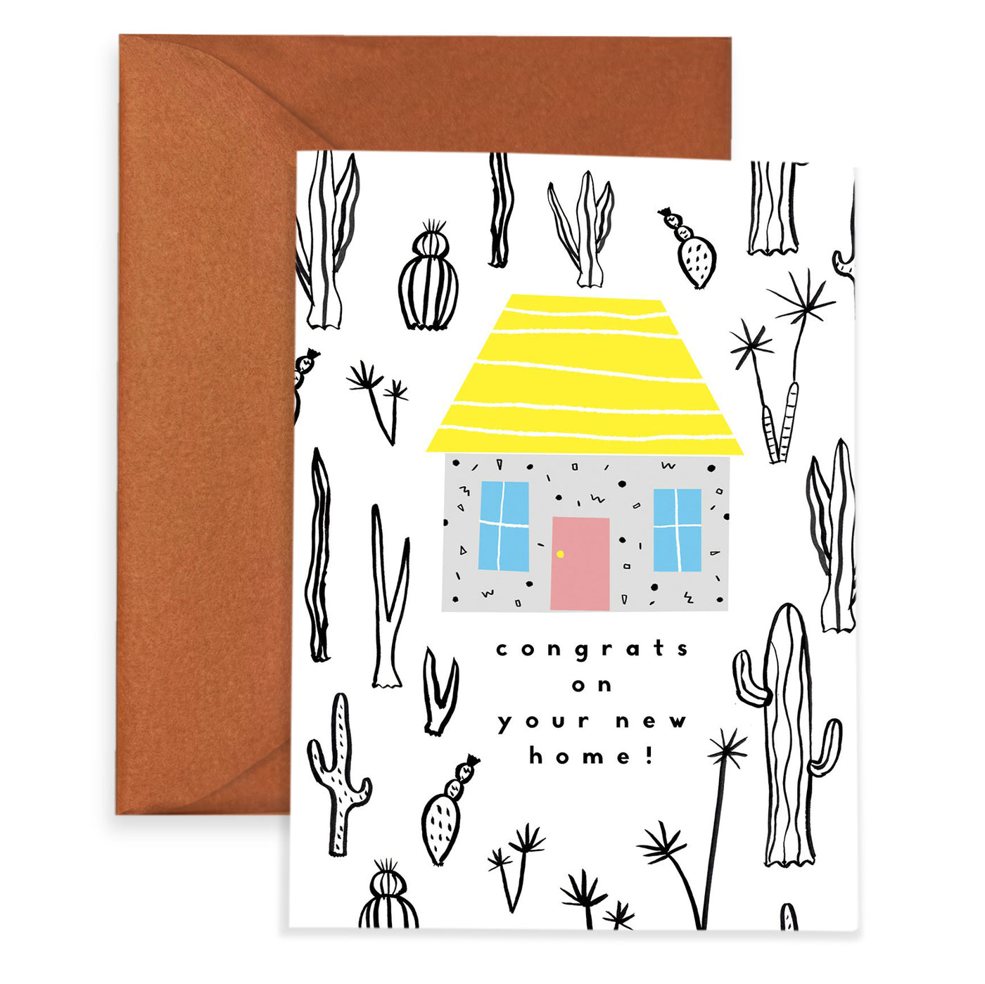 CASITA - Housewarming Card