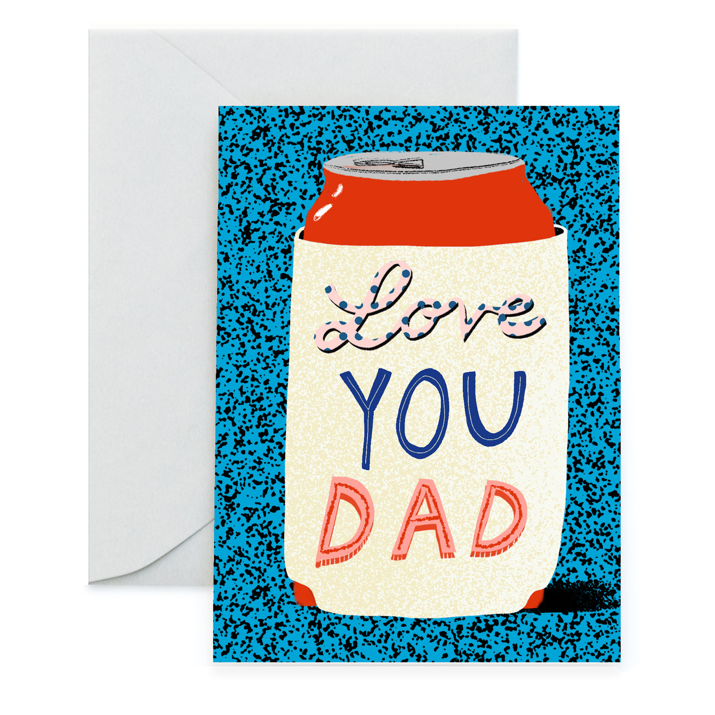 KOOZIE - Father's Day Card