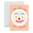 SUNNYSIDE UP - Greeting Card