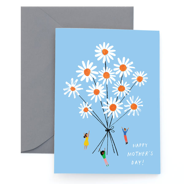 DAISIES FOR MOM - Mother's Day Card