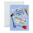 AXES - Father's Day Card
