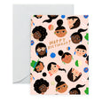 C'EST CHIC - Birthday Card