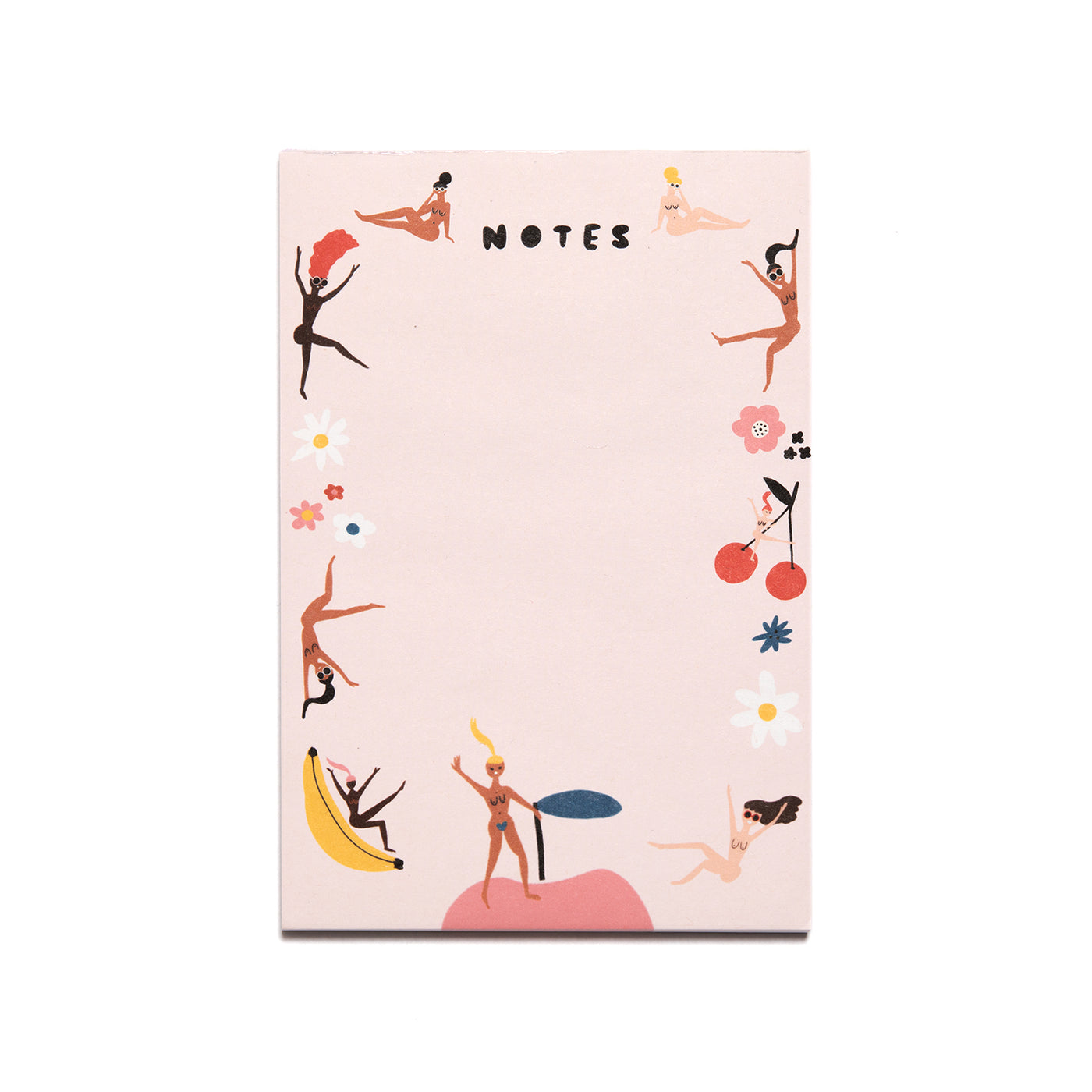 FRUITY NUDES - Note Pad