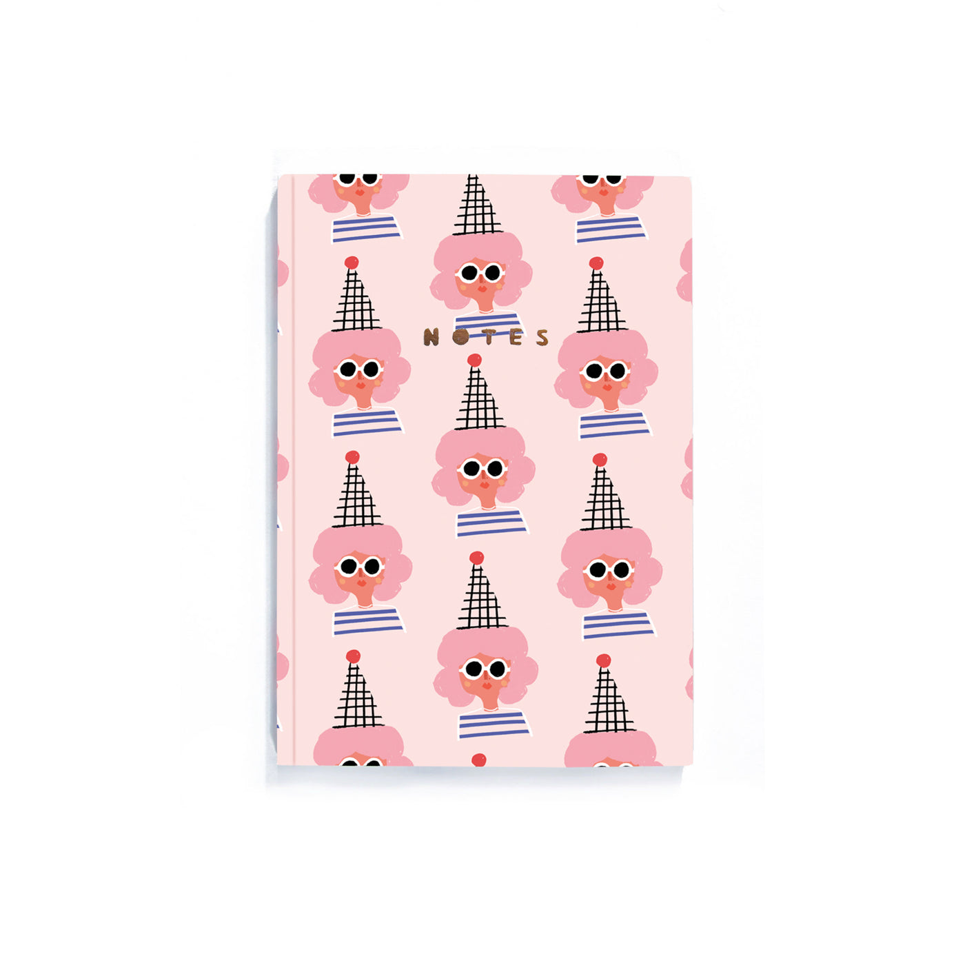 PARTY GIRL - Small Notebook