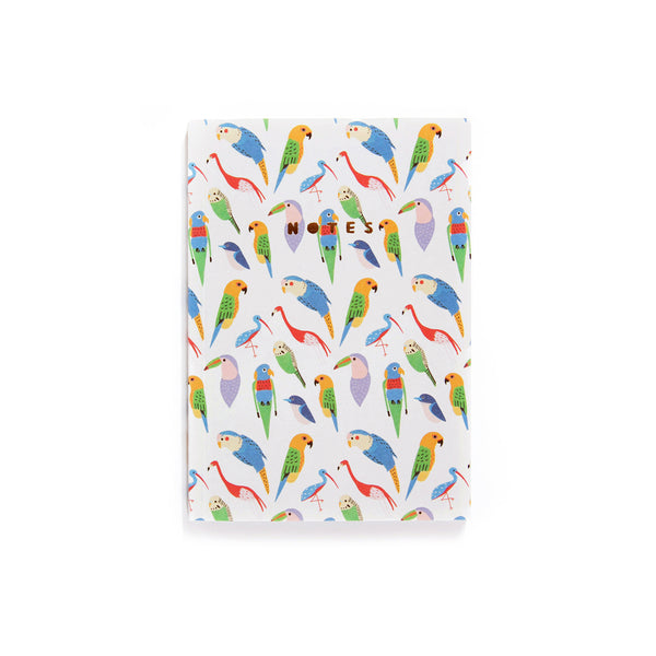 PARROTS - Small Notebook