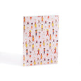 WALKING LADIES - Small Notebook