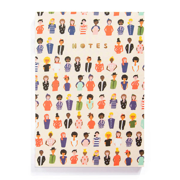 FRIENDS - Large Notebook