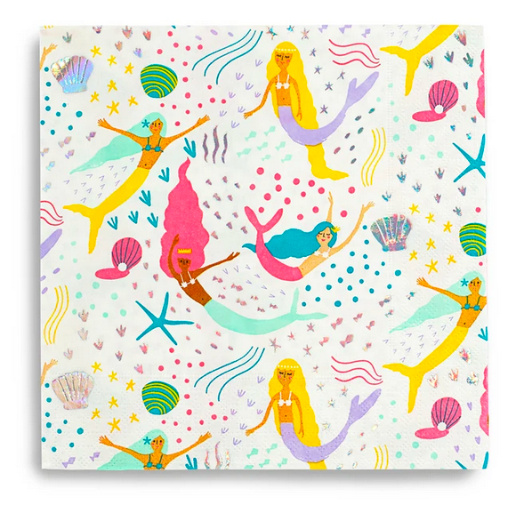 UNDER THE SEA - Party Napkins