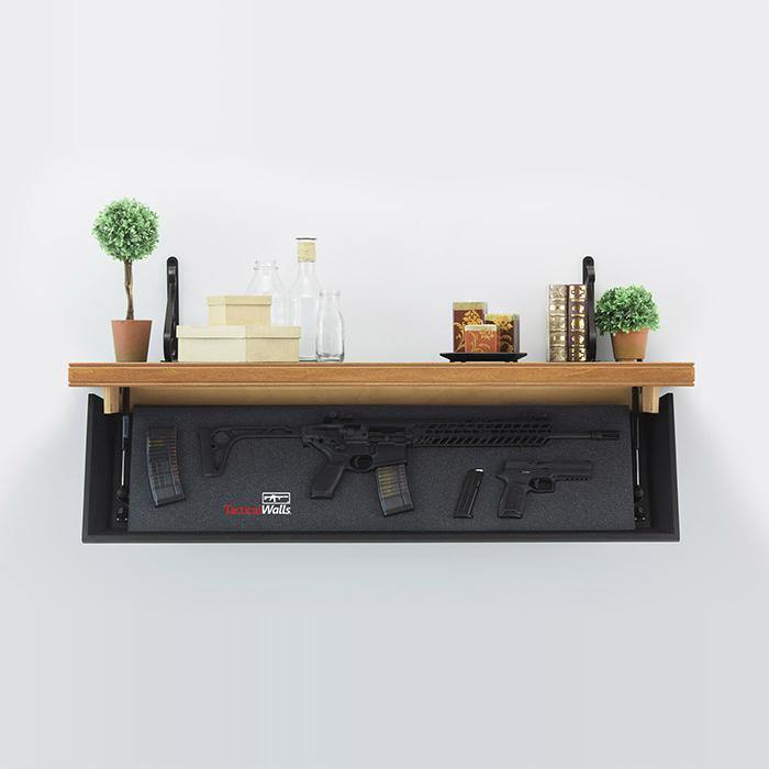 TACTICAL WALLS 1242 RIFLE LENGTH SHELF