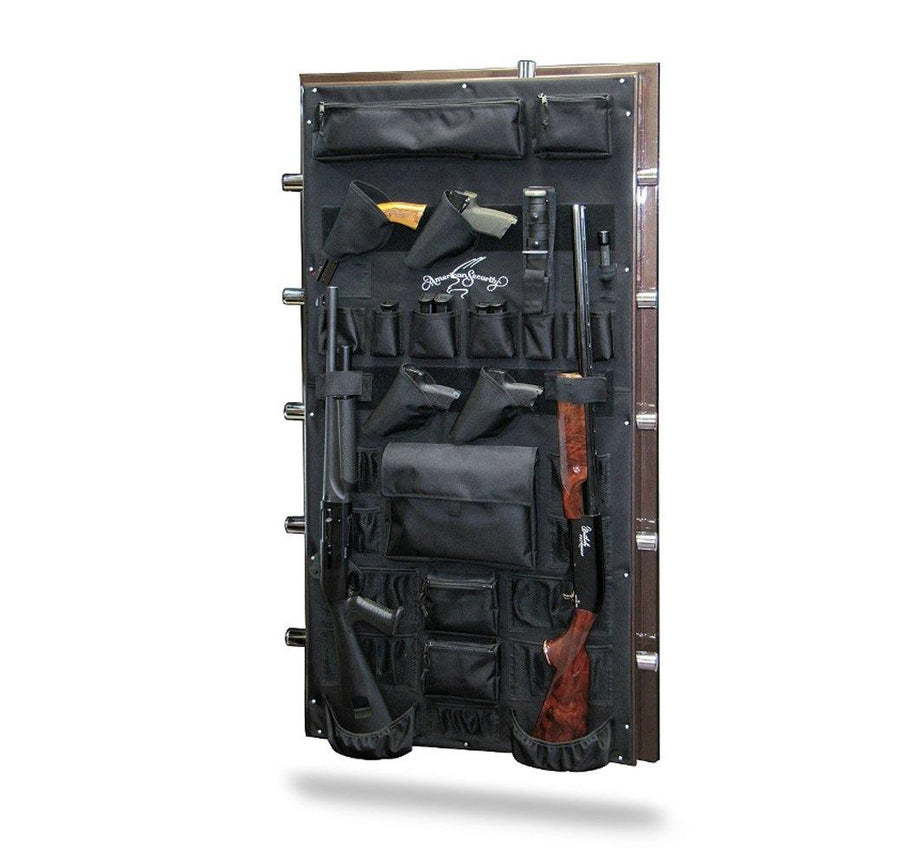 AMERICAN SECURITY BFII6636 GUN & RIFLE SAFE - 2019 MODEL
