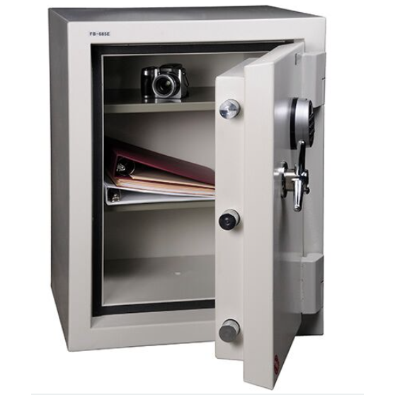 HOLLON FIRE AND BURGLARY SAFE FB-685C