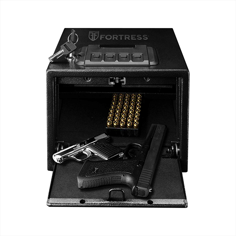 FORTRESS QUICK ACCESS PISTOL SAFE P2EA