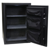 SPORTS AFIELD FIRE PROOF HOME AND OFFICE GUN SAFE SA-E04