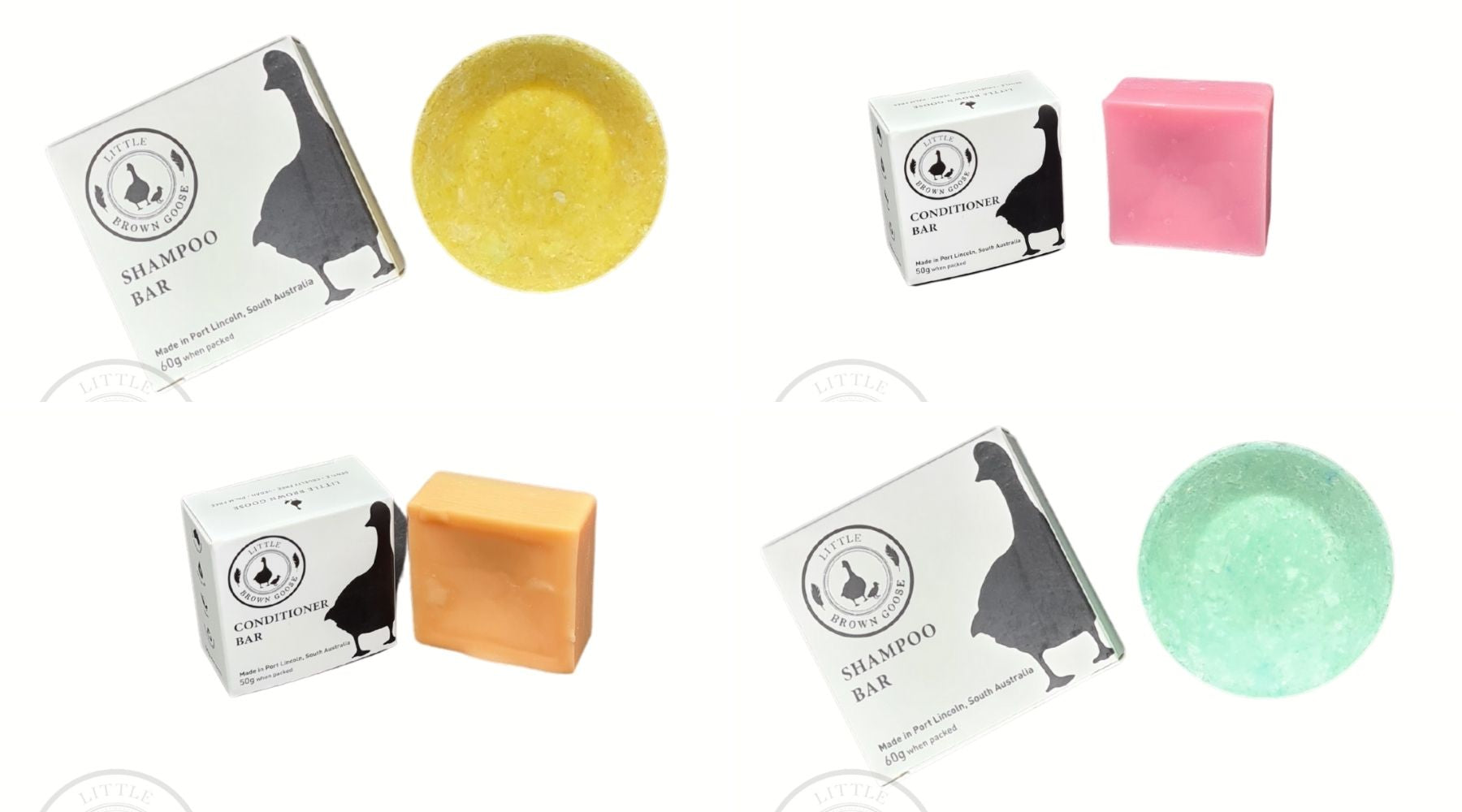 Shampoo bars, made naturally to love and nourish your hair by little brown goose. Enjoy the luxury of our beautiful shampoo bars, loaded with natural oils to nourish and revitalise your hair. Shampoo and Conditioner Bars