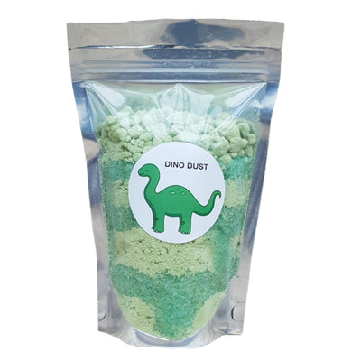 Dinosaur Bath Dust | Little Brown Goose