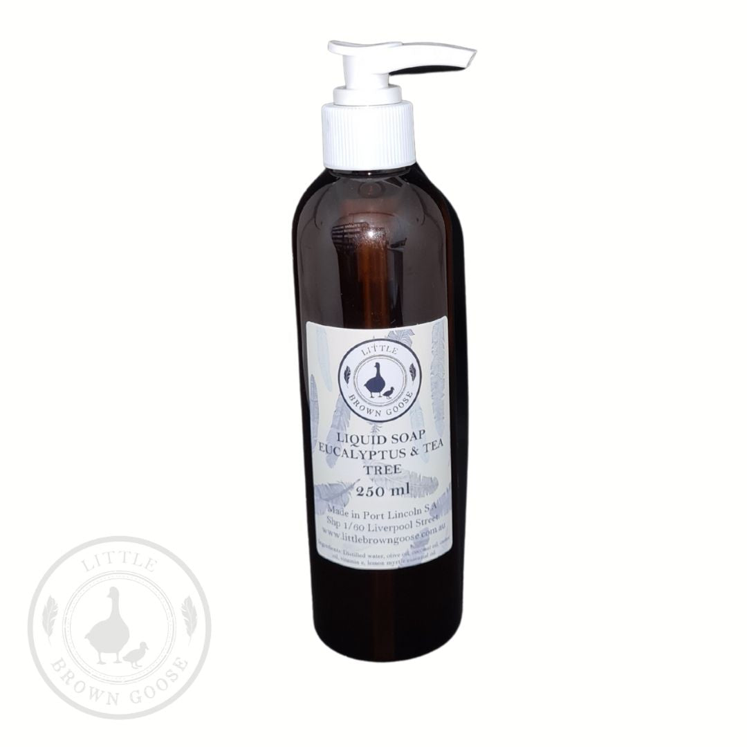 Liquid Soap | Little Brown Goose