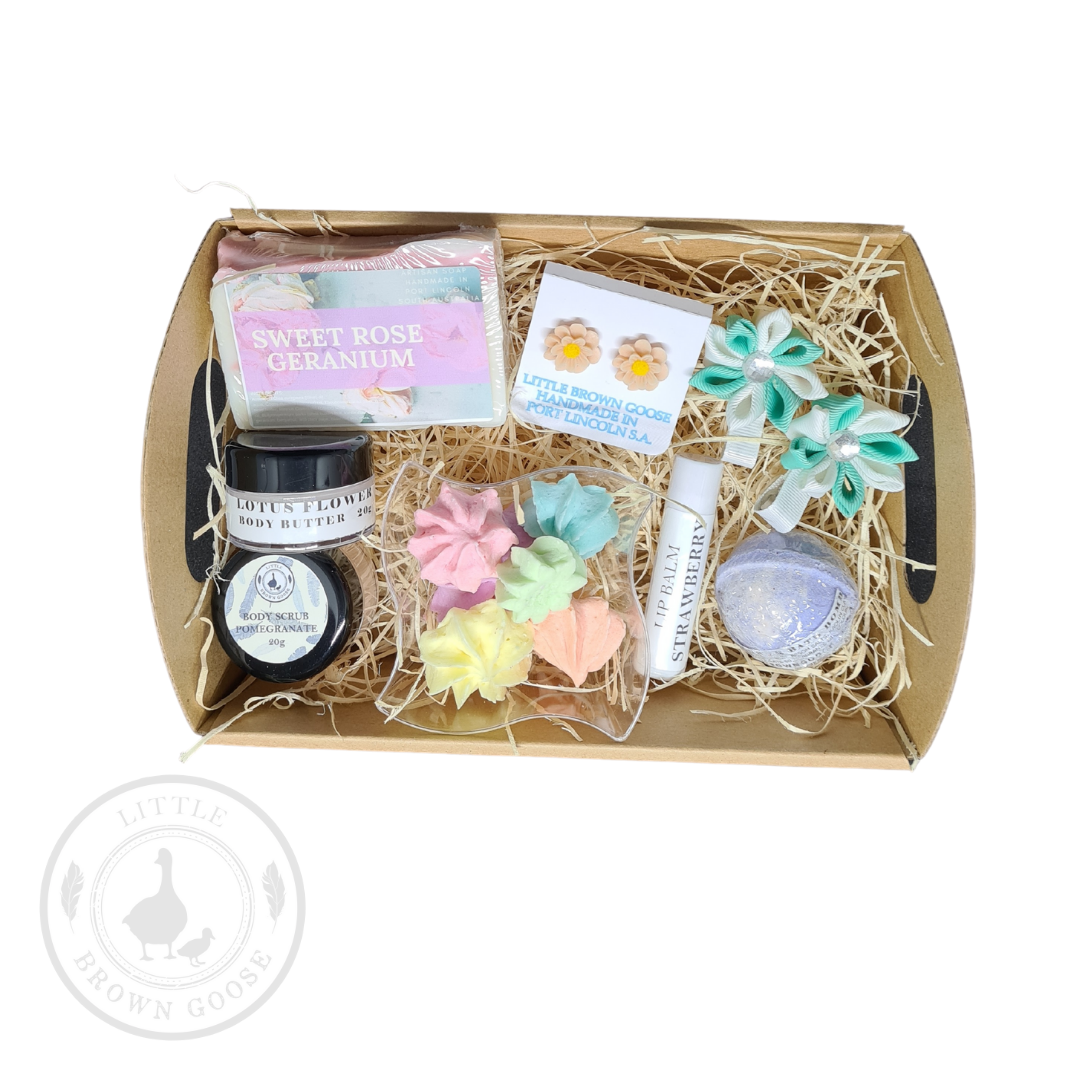 Flowers and Bubbles Gift Pack