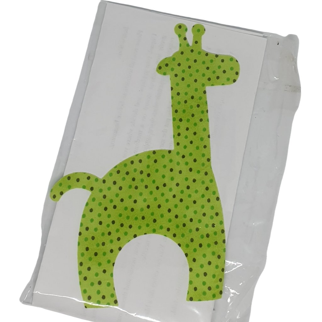 Giraffe Applique Kit | Little Brown Goose