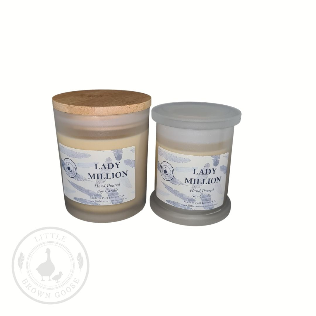 Soy Candle | Lady Million