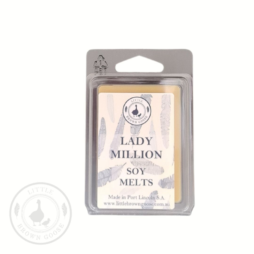 Lady Million | Wax Melts