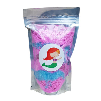 Mermaid Bath Dust | Little Brown Goose